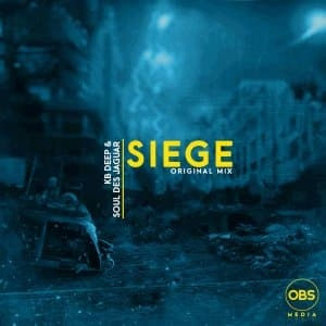 KB Deep & Soul Des Jaguar – Siege (Original Mix)