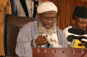 Empower The Good Bandits So They Can Help You Fight The Bad Ones – Sheik Gumi Tells FG