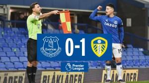 Everton vs Leeds United 0 - 1 (EPL Goals & Highlights)