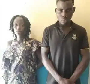 TOO BAD!! Man & His Wife Lure His Ex-Girlfriend, Assault Her, Strip Her Unclad, Take Pictures