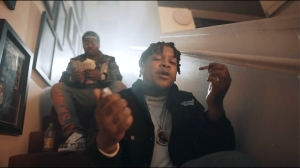 Bino Rideaux Feat. Drakeo The Ruler - Incredible (Video)