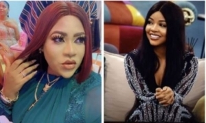 Nkechi Blessing Threatens To Beat Up Nengi And Her Management Team For Calling Her Out