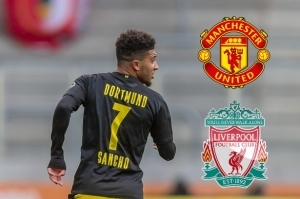 Liverpool rival Manchester United for transfer of elite attacker