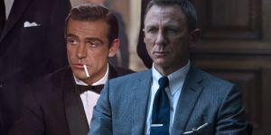 Daniel Craig Pays Tribute to Original James Bond Sean Connery