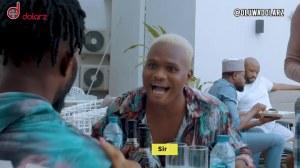 Oluwadolarz Finally Meets His Helper (Comedy Video)