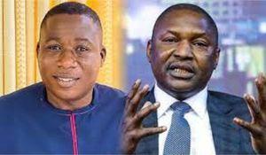 FG Will Appeal N20bn Damages Against DSS – AGF Malami Abubakar Discloses