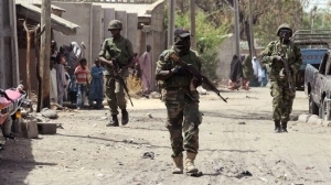 JUST IN!!! Nigerian Military Pounds Boko Haram Camp, Kills Scores