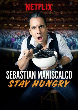 Sebastian Maniscalco: Stay Hungry (2019) (Comedy)
