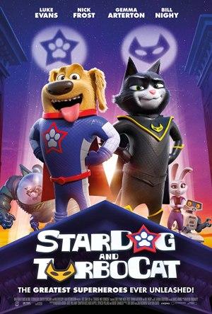 StarDog and TurboCat (Animation) (2019) (Movie)