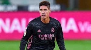 Real Madrid board resigned to selling Man Utd target Varane