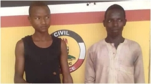 Kwara State Police Arrests 2 As Suspected Robbery Gang Lays Siege In Community