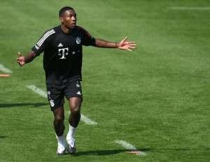 David Alaba's Future Has Led To A War Of Words Among The Bayern Board