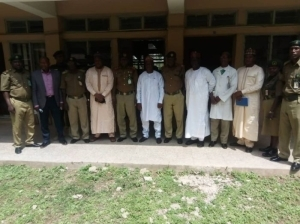 Huge Relief In Bauchi State As Correctional Services, DSS Collaborate To Enhance Security