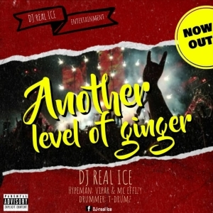 DJ Real ICE – Another Level Of Ginger (Mix)