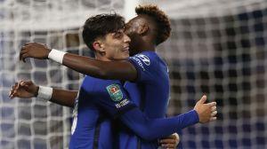 Chelsea 6 -  0 Barnsley (League cup) Highlights