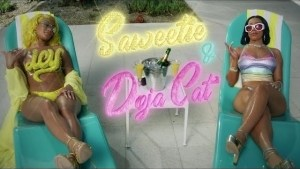 Saweetie - Best Friend Ft. Doja Cat (Video)