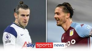 Updates on Gareth Bale & Jack Grealish