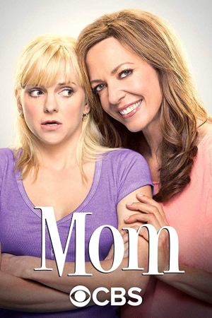 TV Series: Mom S07 E14 - Cheddar Cheese and a Squirrel Circus