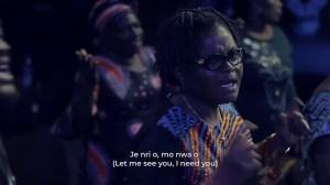 Leke Samuel & The Worship Vessel – Si Mi L'oju (Video)