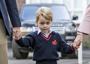Age & Career Of Prince George