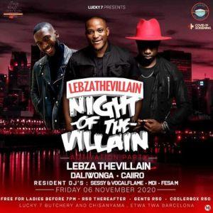 Lebza TheVillain – #YTKO 30 Oct Mix