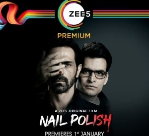 Nail Polish (2021) (Hindi)