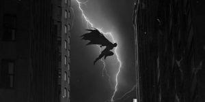 The Batman Fan Poster Recreates The Dark Knight Returns Iconic Comic Cover