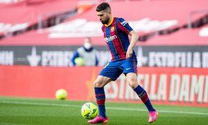 Report: Inter Milan prepare to offer Barcelona several players for Jordi Alba