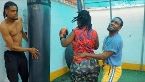 Officer Woos – The Gym Instructor  (Comedy Video)