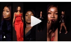 BBN Ex-Housemate, Tacha launches Her reality show with stunning photos