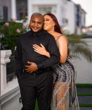 """Leave The Past Where It Is """" – Ubi Franklin's Baby Mama Replies Follower Who Said She's 'Peppering ' Him With Her Marriage"""
