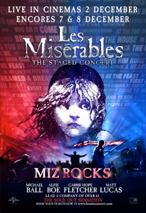Les Miserables The Staged Concert (2019) [Movie]