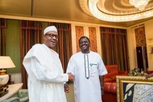 Femi Adesina Replies Nnamdi Kanu On Buhari Being 'Jubril Of Sudan'