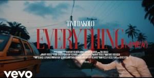 Timi Dakolo – Everything (Amen) [Video]