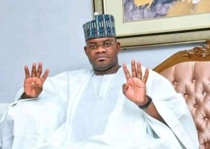 BREAKING : Tribunal In Split Judgment Upholds Election Of Yahaya Bello As Kogi Governor