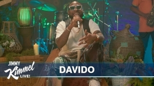 Davido – Assurance/Jowo (Jimmy Kimmel Live!) (Video)