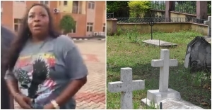 """Girls Dey Go Burial Ground Go Baff, Use Am Cook"" – Woman Reveals Shocking Revelation (Video)"