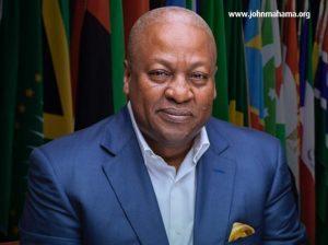 Career & Net Worth Of John Mahama