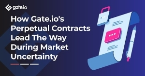 Gate.io's Perpetual Contracts Lead The Way During Market Uncertainty