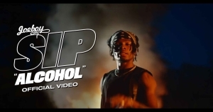 Joeboy – Sip (Alcohol) (Video)