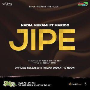 Nadia Mukami – Jipe ft. Marioo