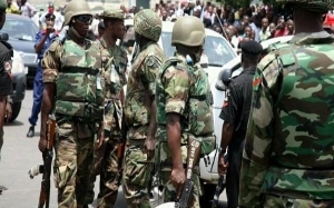 Crocodile Smile VI is not targeted at #EndSARS protesters – Nigerian Army says