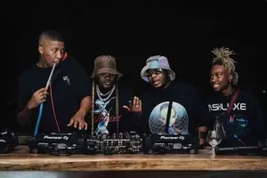 Luu Da Deejay & Major League DJz – Amapiano Balcony Mix (Lagos, Nigeria)