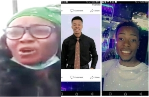 Nigerians counter woman's claim of her son dying after the Lekki toll gate shooting