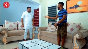 Broda Shaggi Teaches Lil Simi  and Chief Femi (Comedy Video)