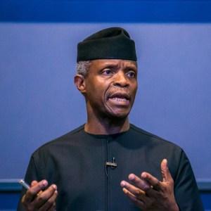 We are reorganizing Nigeria