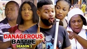 Dangerous Battle (2021 Nollywood Movie)