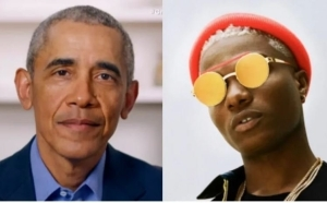 Just Like Rema, Wizkid Makes Obama's 2020 Summer Playlist