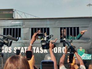 Lagos Denies Sanwo-Olu Ordered Crackdown on End SARS Protests