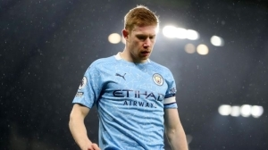 NOT INTERESTED!! Man City Star De Bruyne Speaks Against The Proposed Super League